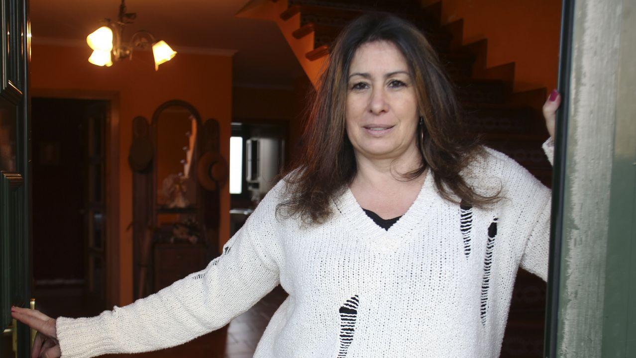 «Amorticé préstamo y pagué la universidad de mis hijas».Billetes de la Lotería de Navidad em Madrid