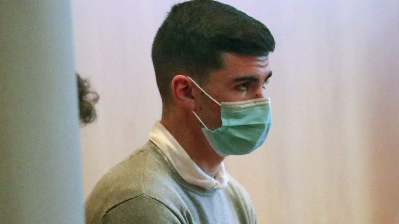 Jorge C.C., acusado por la muerte de David Carragal por una patada en la cabeza