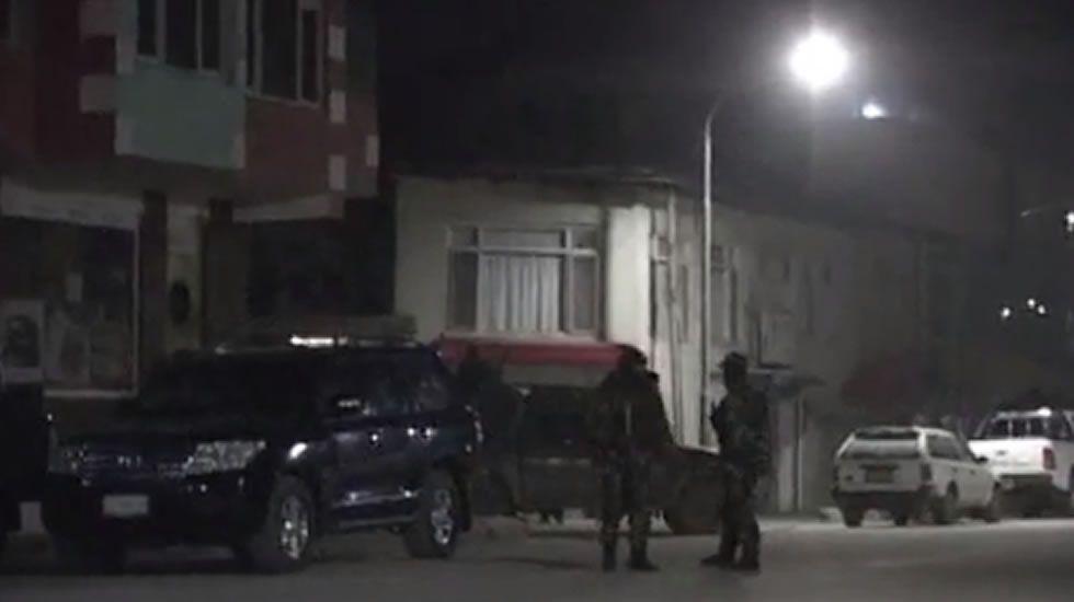 Ataque contra la embajada de España en Kabul