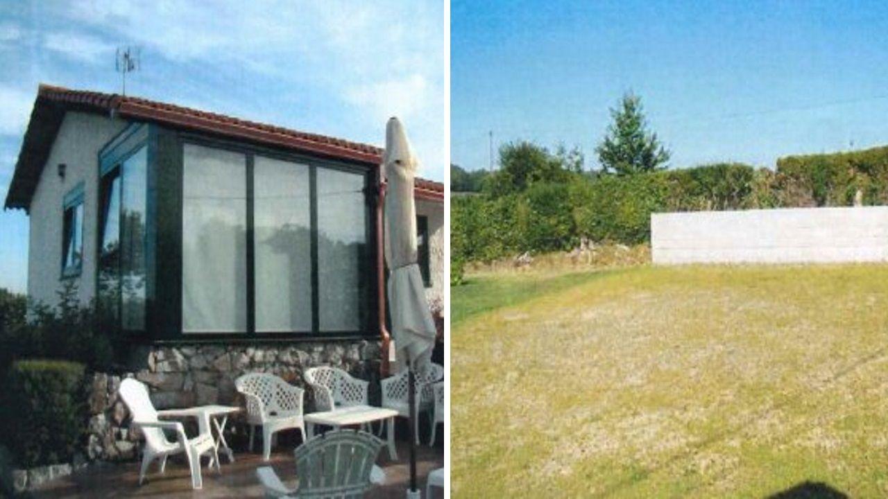 La ampliación de vivienda realizada en una casa de Cambre fue revocada en septiembre del 2018.