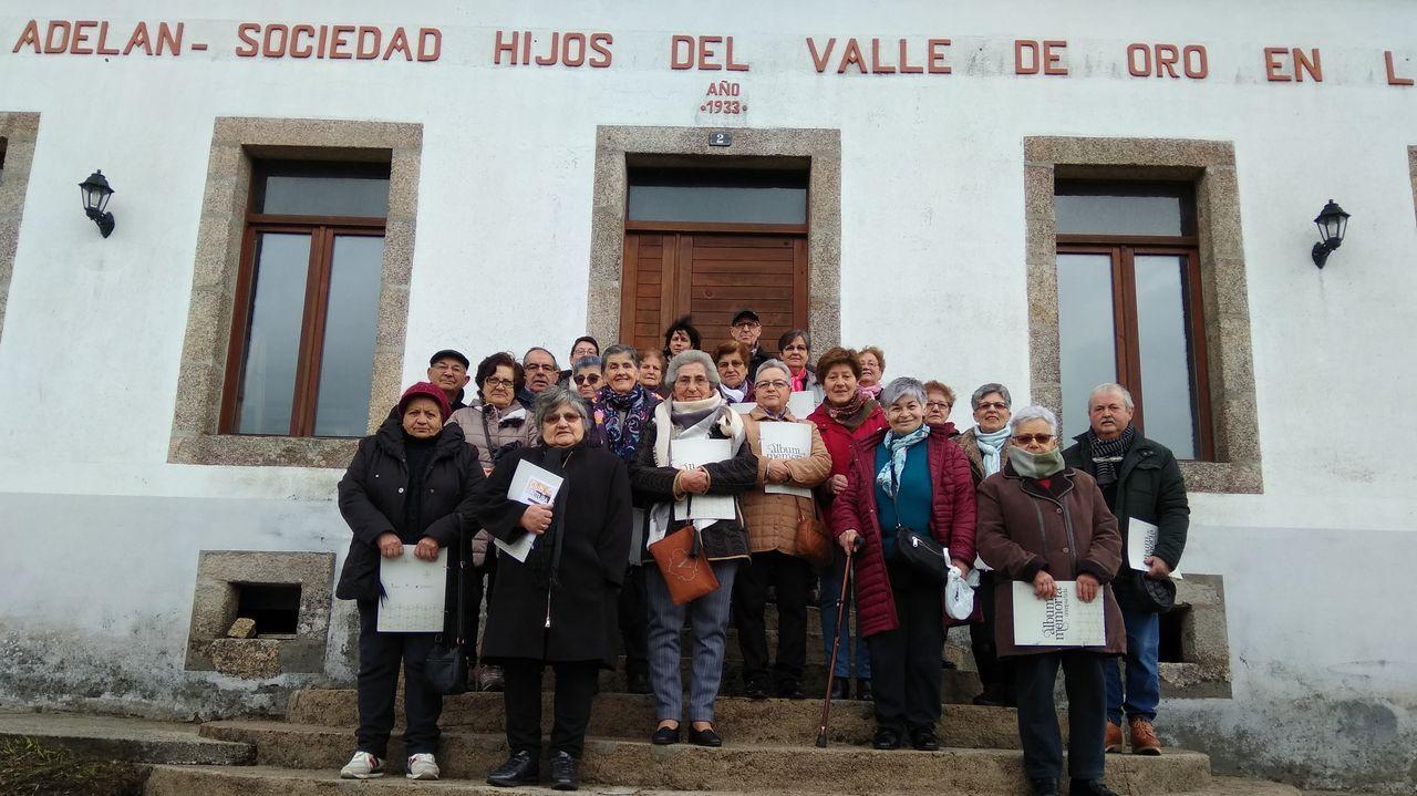Rafael Vilaseca, el periodista que cambio la profesión en Lugo.El ministerio que preside María Jesús Montero ajusta cuentas con los municipios mariñanos