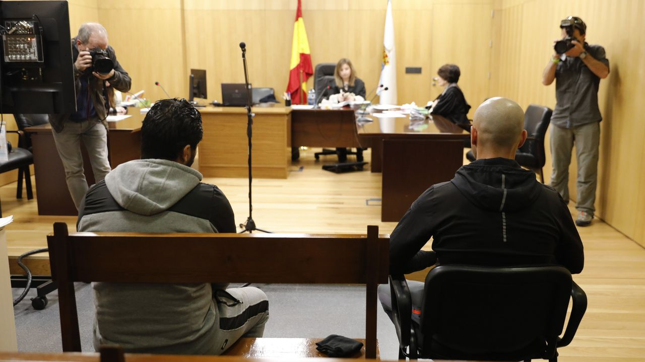 El Congreso debate y vota la nueva prórroga del estado de alarma.Uno de los últimos juicios celebrados en Galicia, el pasado 13 de marzo