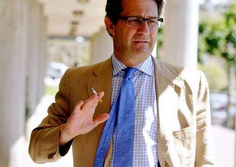 Conde Roa, en una imagen del pasado mes de julio, tras prestar declaración en el juzgado.