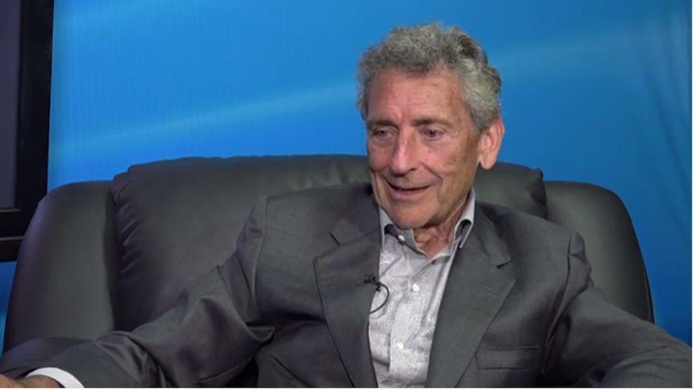 Entrevista con Carlos Mouriño Atanes