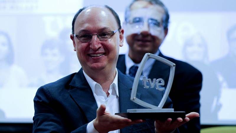 El periodista Julio Somoano.