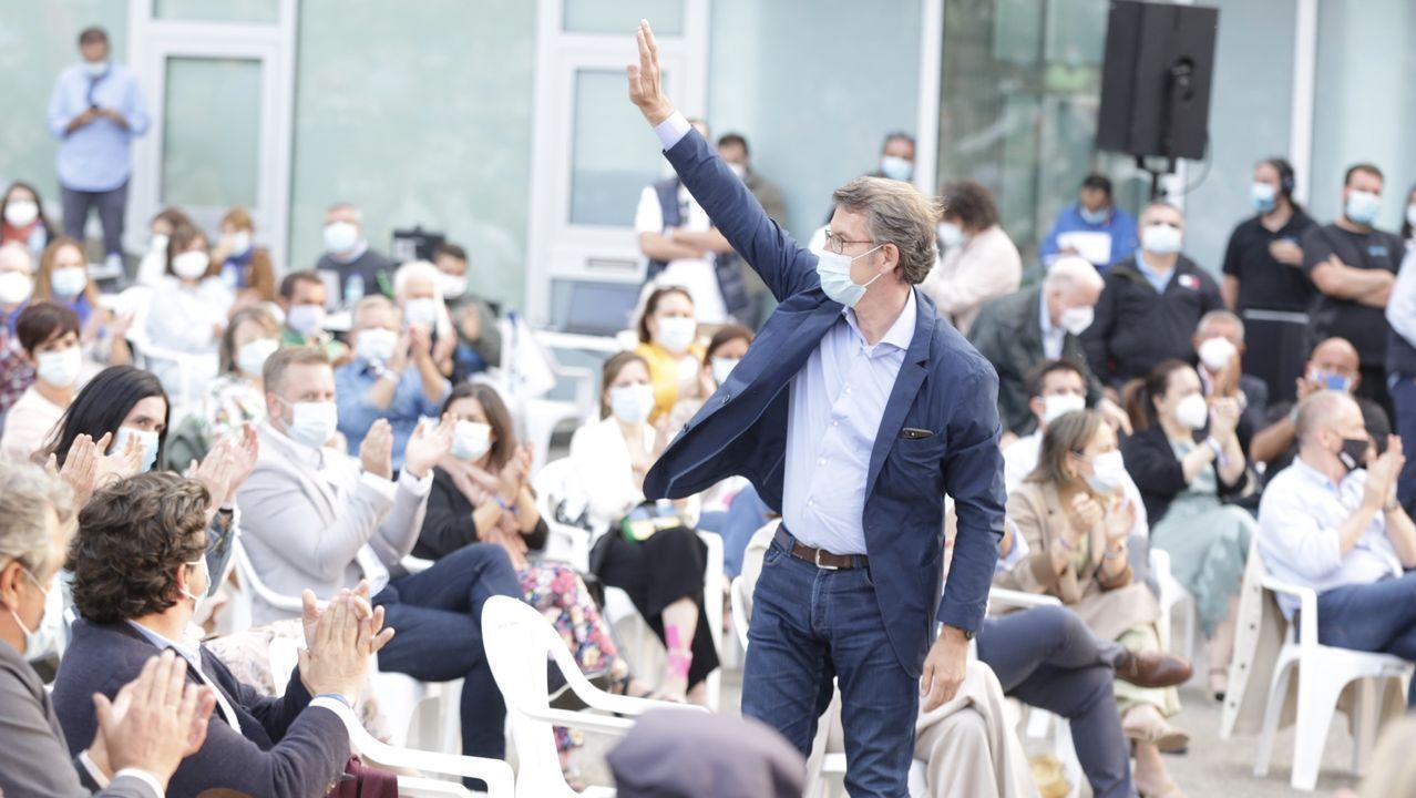 Betanzos inauguró ayer una exposición sobre la feria medieval, que este año no se puede celebrar debido al coronavirus. Precisamente este viernes 10 de julio debía comenzar la edición del 2020