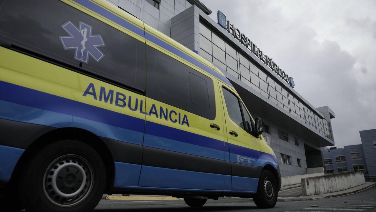 Asívotó A Coruña en las primeras elecciones poscovid.Chuac. Pandemia del coronavirus