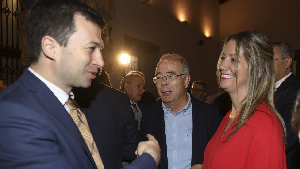 Sánchez Bugallo: «Dóeme Santiago»