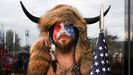 Jacob Anthony Chansley, conocido como Jake Angeli o Yellowstone Wolf