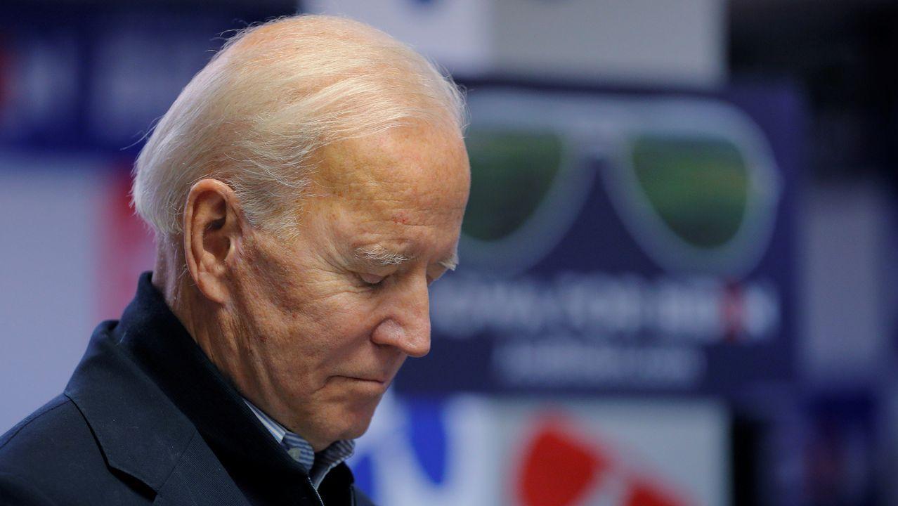 menores.Los «hackers» rusos  supuestamente buscaban, como Trump, información comprometedora de Joe Biden