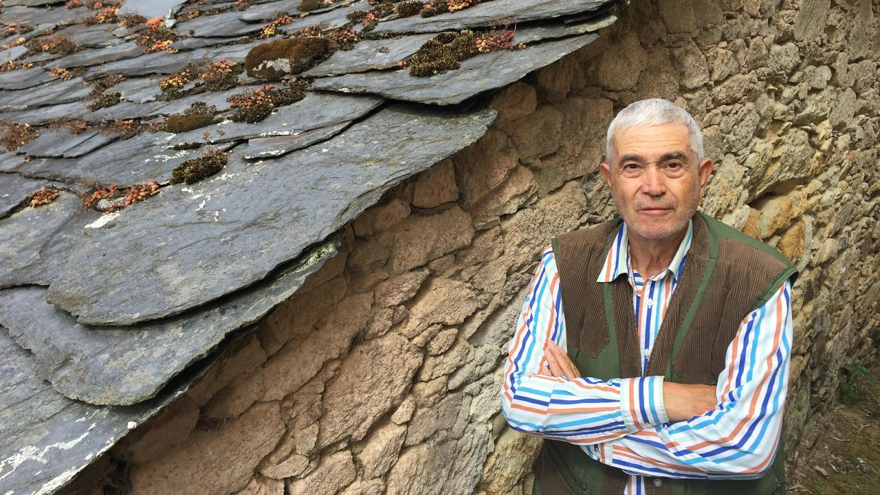 El escritor hispanobritánico Nicolás Obregón (1984)