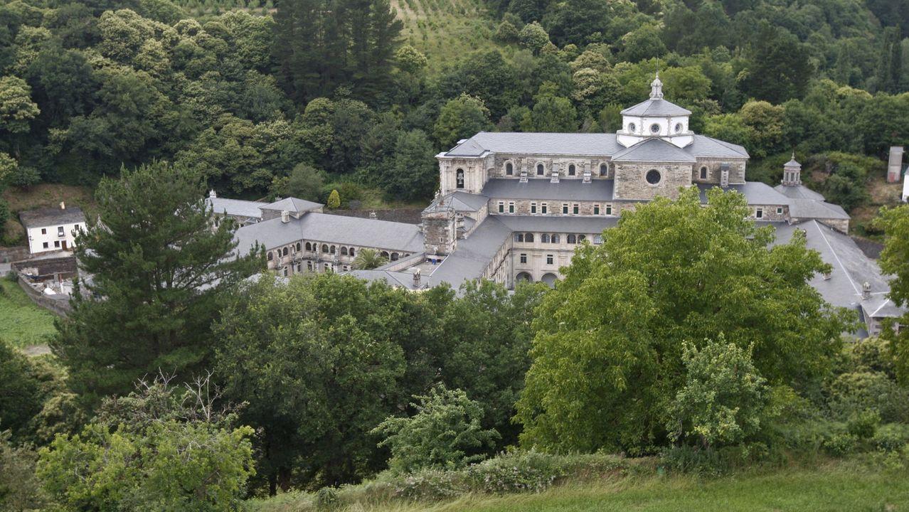 O Mosteiro de Samos pon á disposición da cidadanía pinceladas da súa historia, así como do seu arquivo e biblioteca a través dunha visita virtual