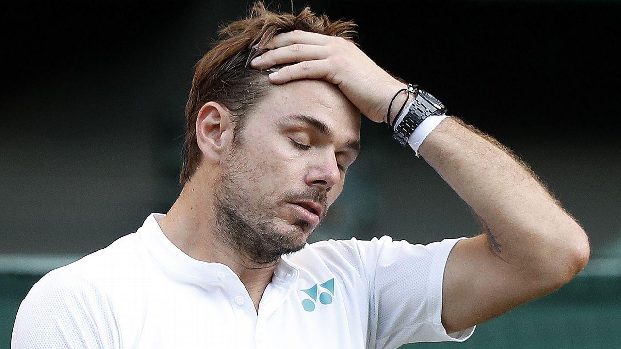 Las lágrimas de Venus Williams en Wimbledon