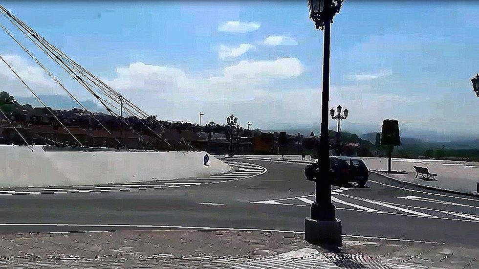Anuncio «Orden 66 Asturias».Inundaciones en la Variante de Pajares