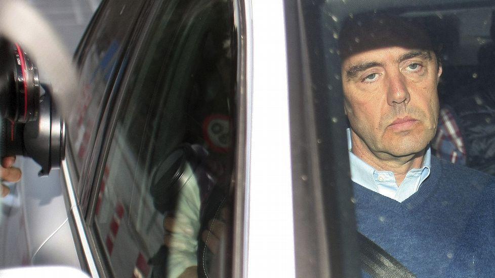El yerno de la viuda de la CAM sale de prisión bajo fianza