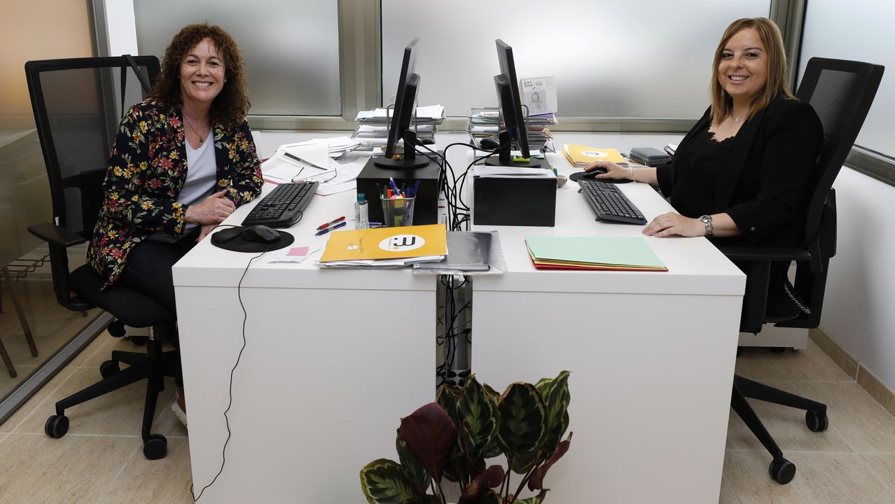 Begoña Serra y María Rapa están ofreciendo numerosos cursos de formación por el covid-19 de entre 2 y 60 horas de duración