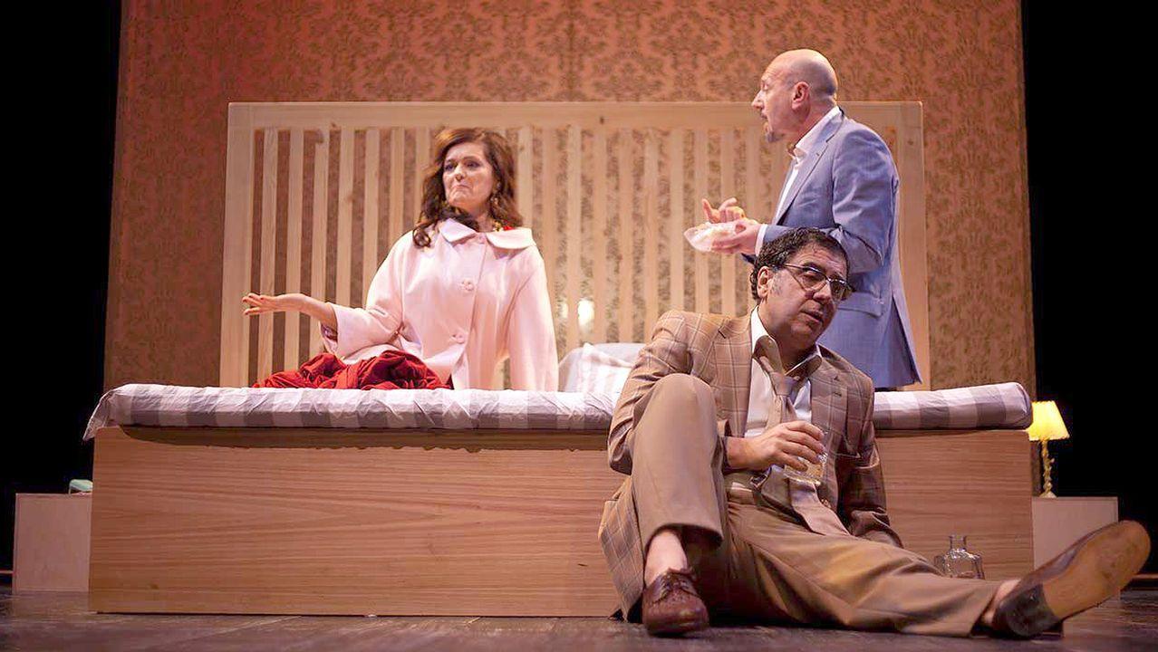 Fallece el eterno galán del teatro, Arturo Fernández.Fabrica de Gas