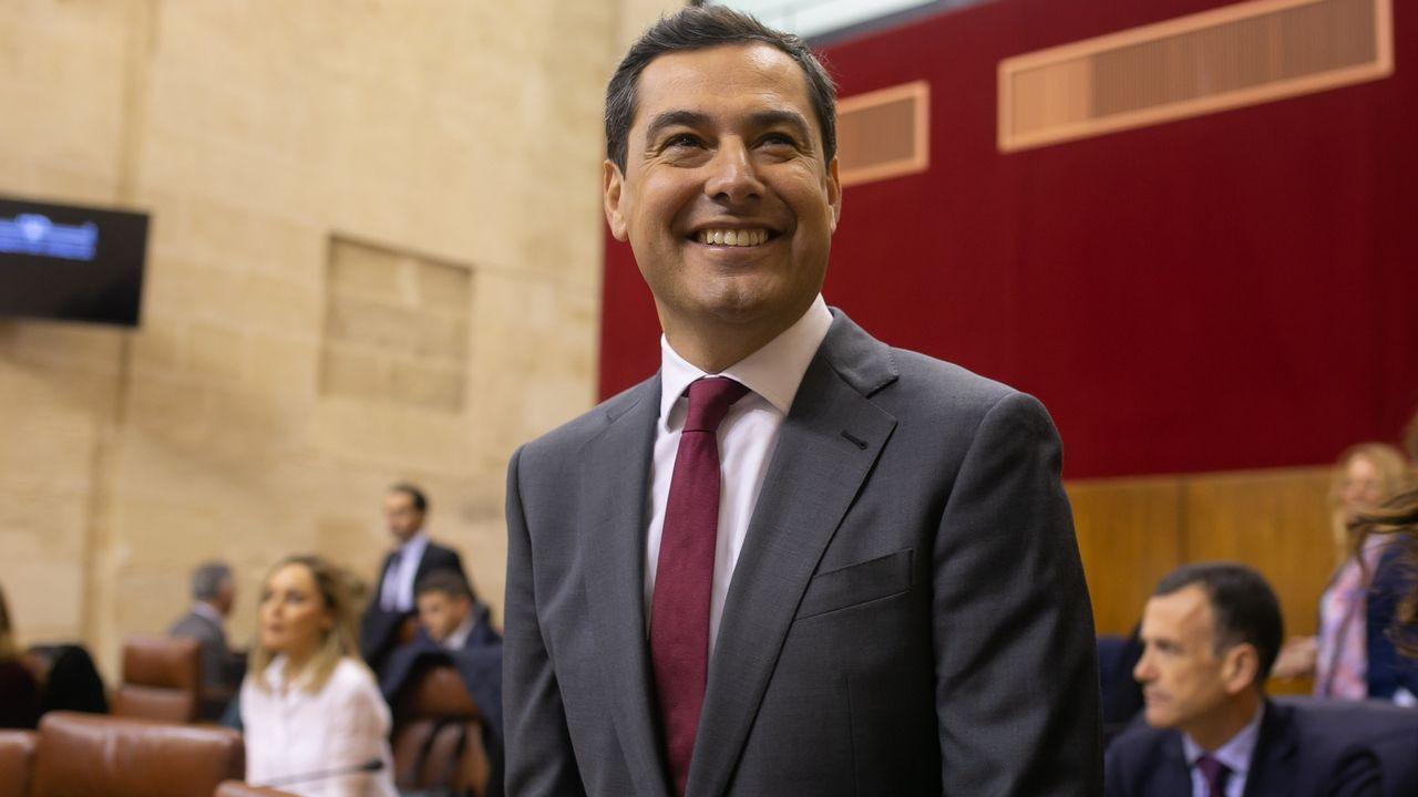 Sánchez arranca oficialmente la precampaña.La ministra de Hacienda, María Jesús Montero, en el Congreso
