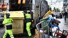 camión basuras Coruña