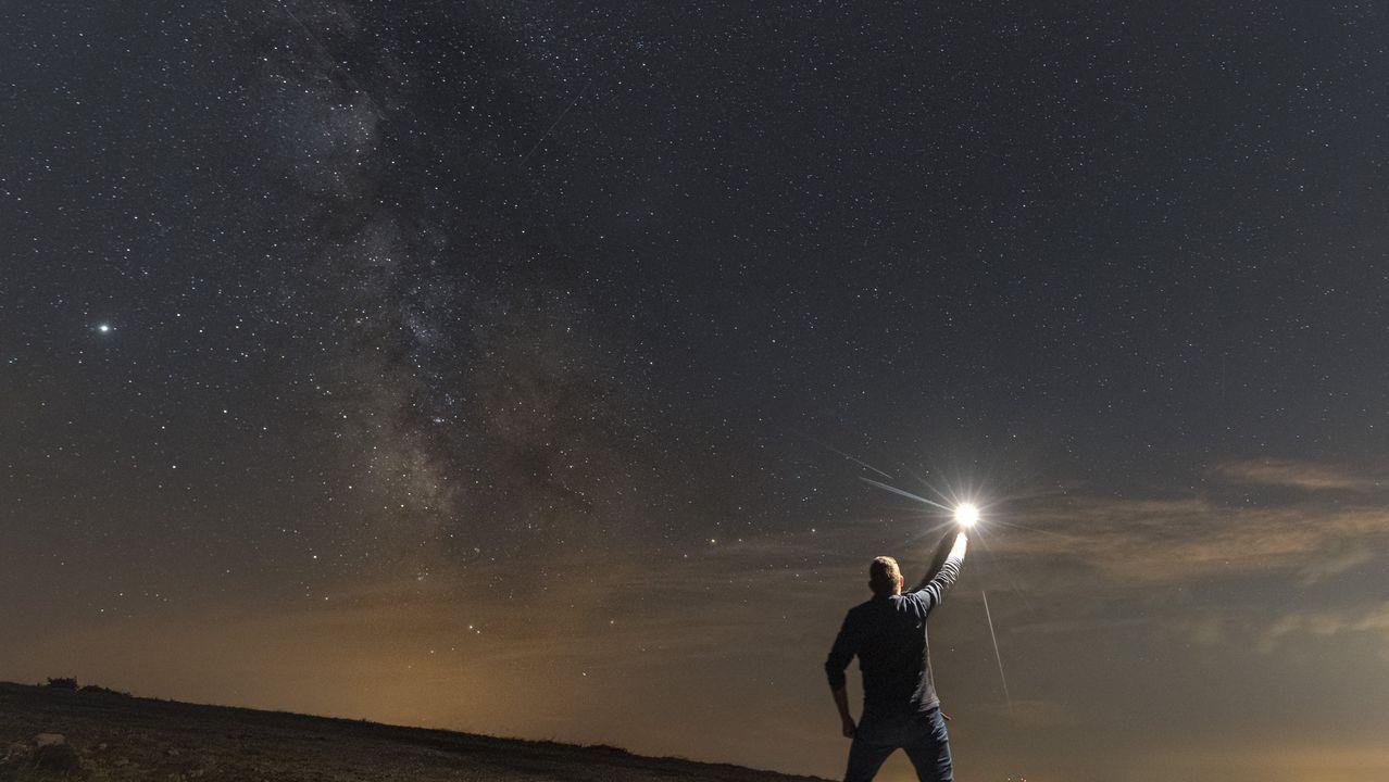 El cielo de Muras ya tiene el reconocimiento Starlight
