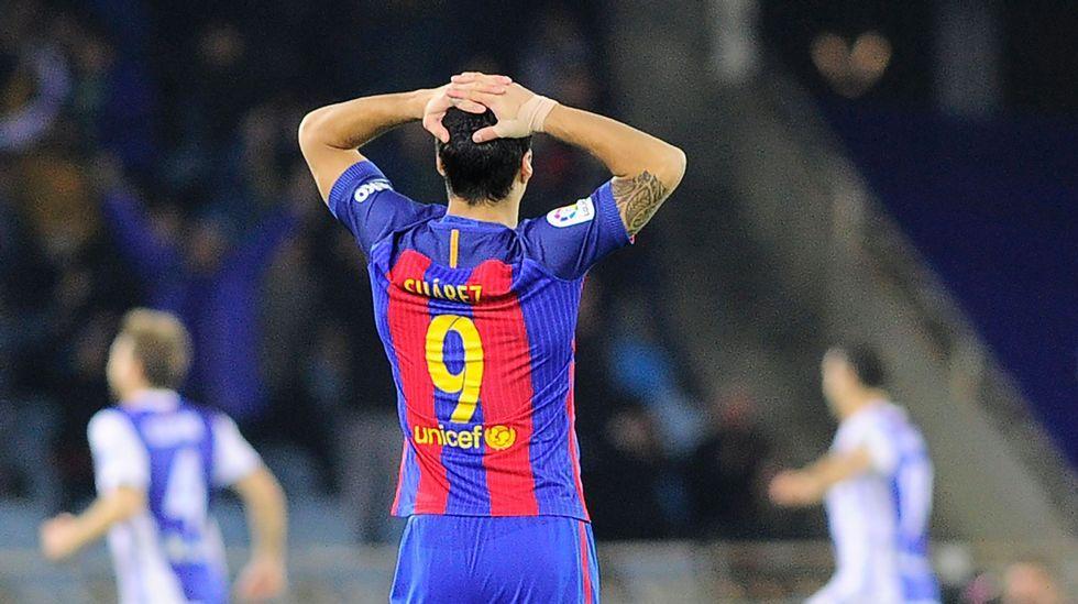 «La plantilla es la misma, el entrenadores el mismo paquete».Messi marca en la victoria del Barça ante Osasuna