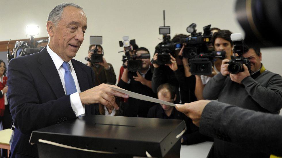 Muere Mario Soares, expresidente de Portugal.Rebelo de Sousa, nuevo presidente de Portugal