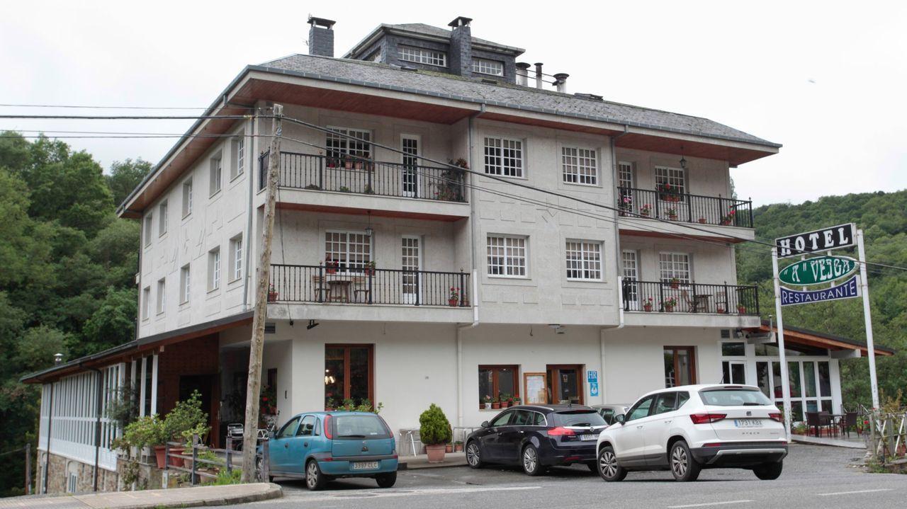 Hotel A Veiga en Samos