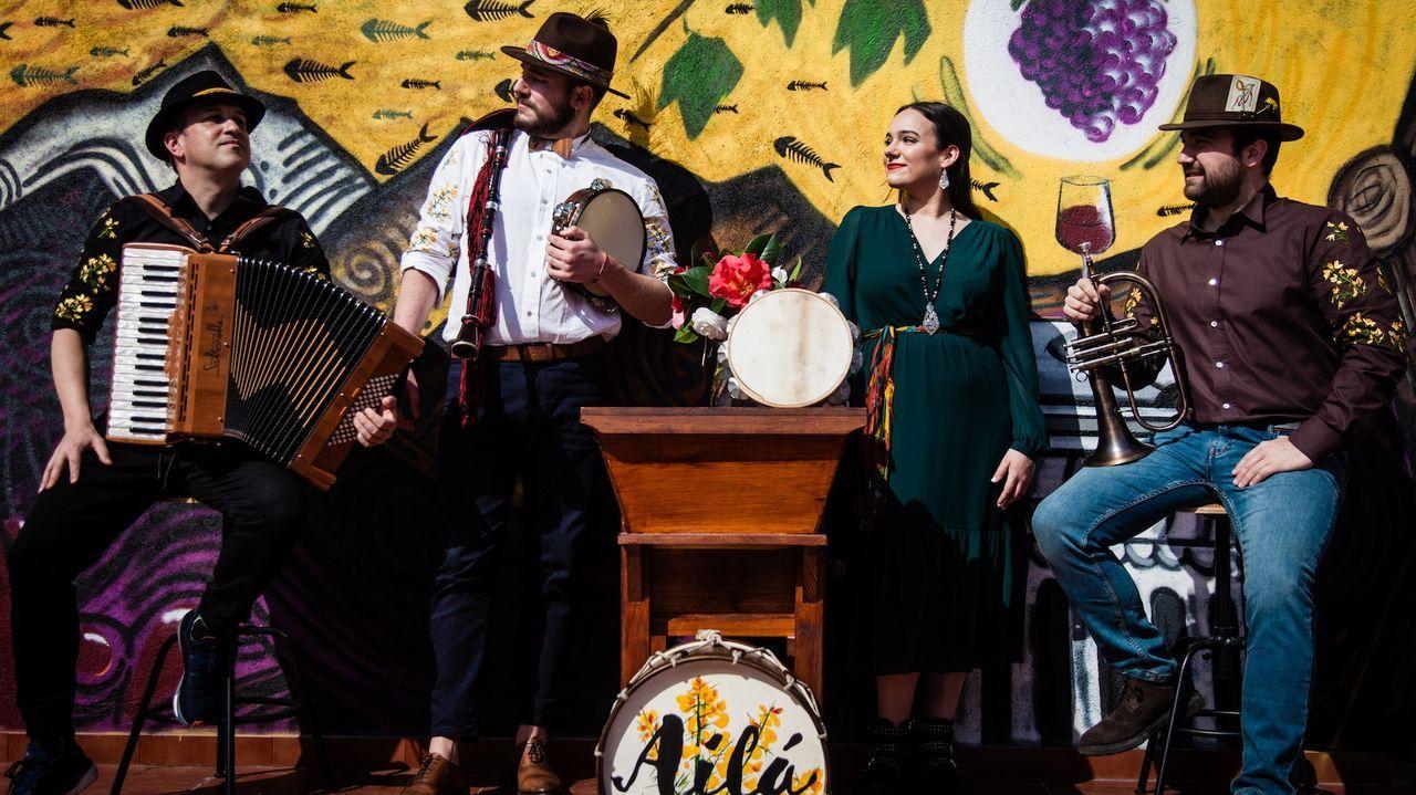 Los conciertos de la Ascensión, en Santiago, fueron de los primeros de la temporada