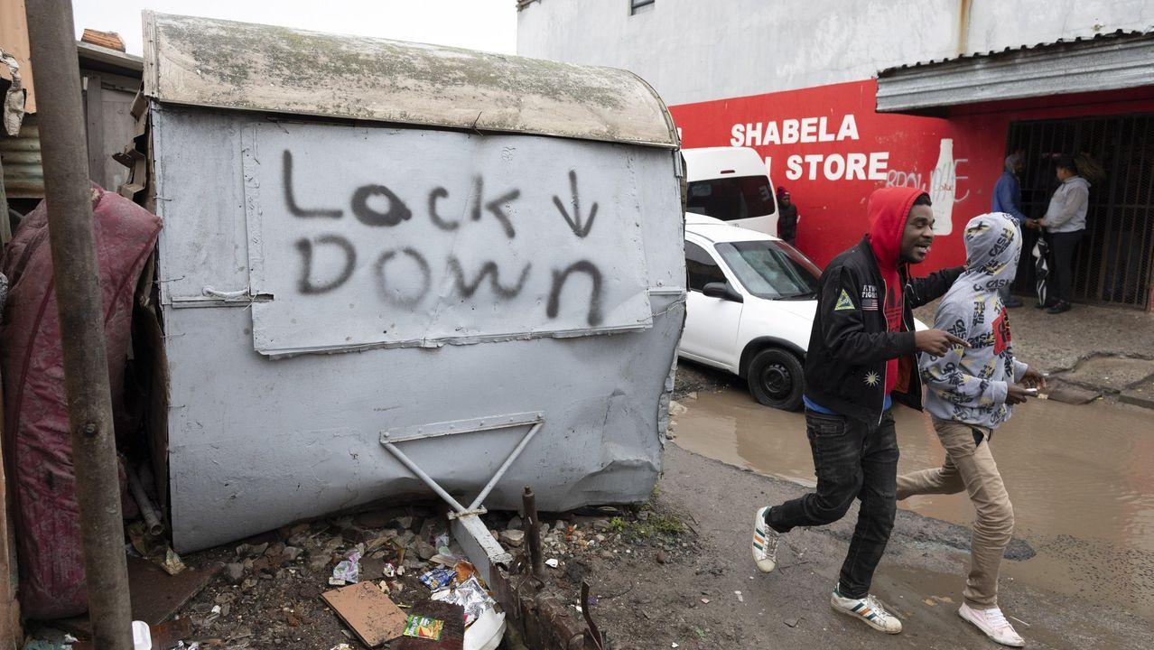Ciudad del Cabo es el lugar más afectado por la pandemia en África