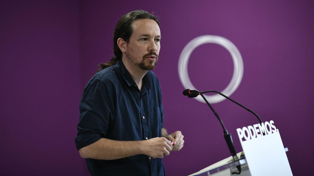 montoliu.El líder de Podem en Dénia Àlex Rodenkirchen (izquierda)