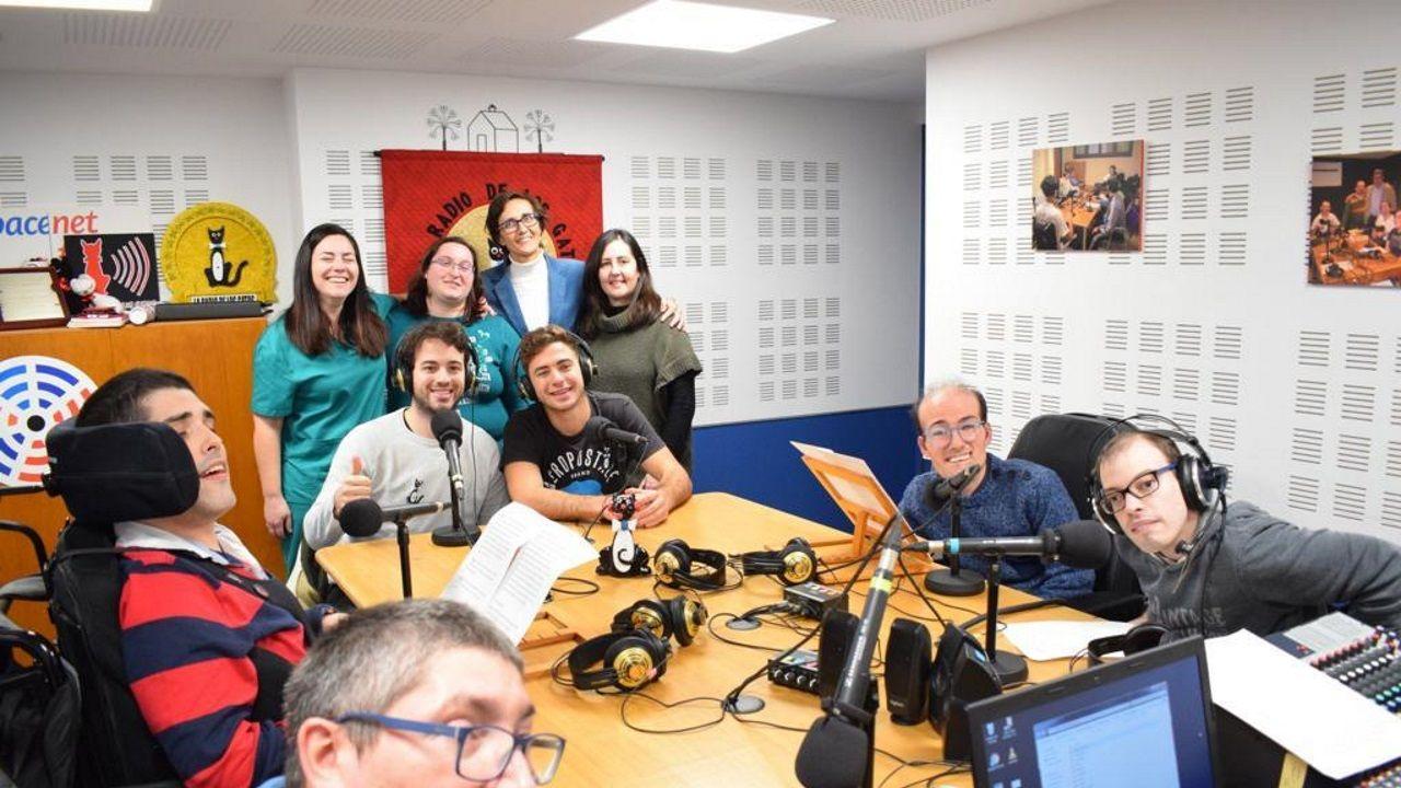 David Torres y A Radio dos Gatos de Aspace