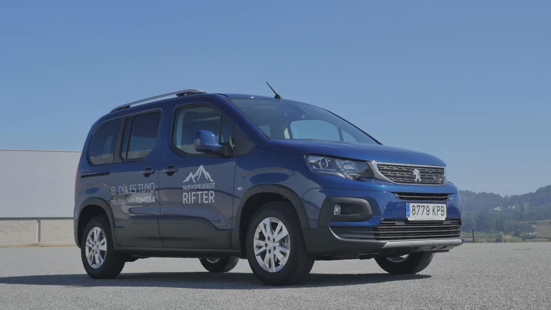 Peugeot presentó un prototipo 100% eléctrico y  autónomo