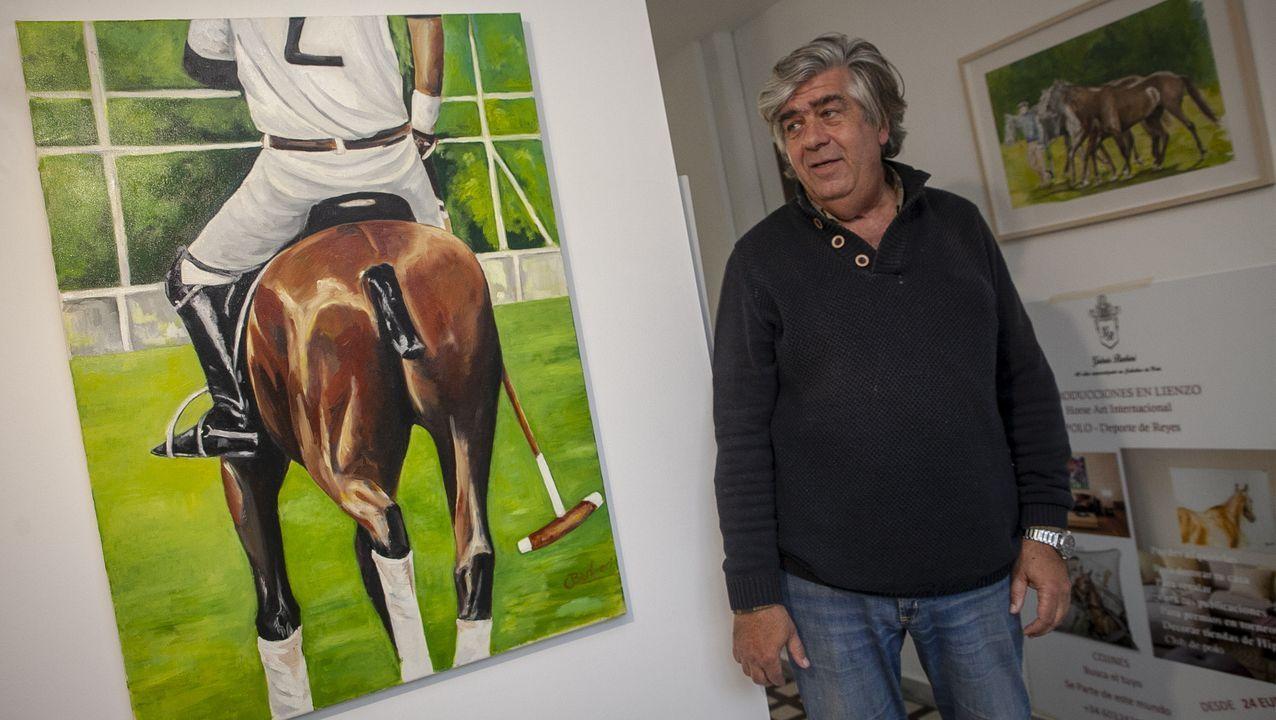 El 2020 también fue año de nuevas aperturas.Xoel López actuó en la presentación de la campaña turística de Galicia