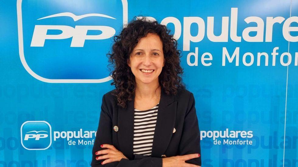 Katy Varela acaba de entrar en el comité ejecutivo del PP de Galicia