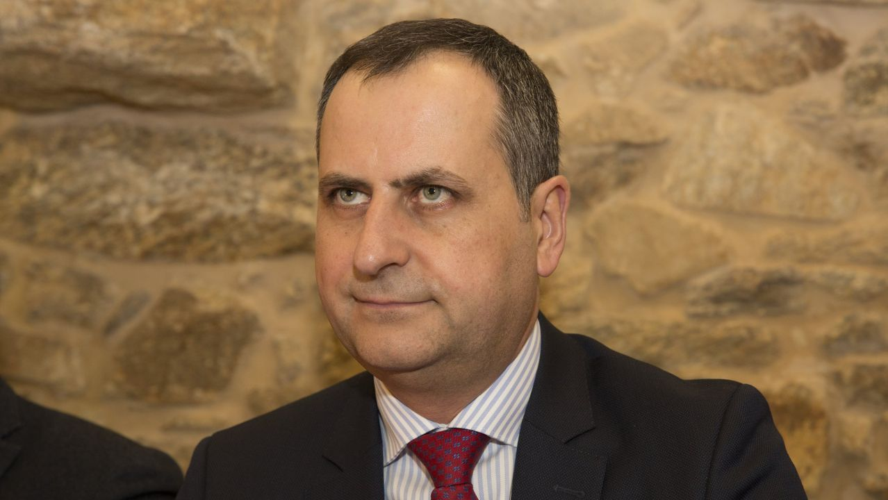 Borja Sánchez, consejero de Ciencia, Innovación y Universidad del Principado