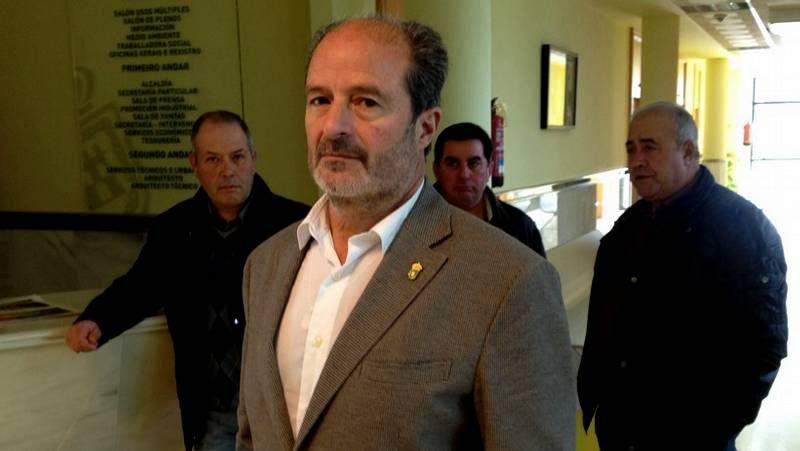 Juan Alonso Tembrás, nuevo alcalde de As Somozas