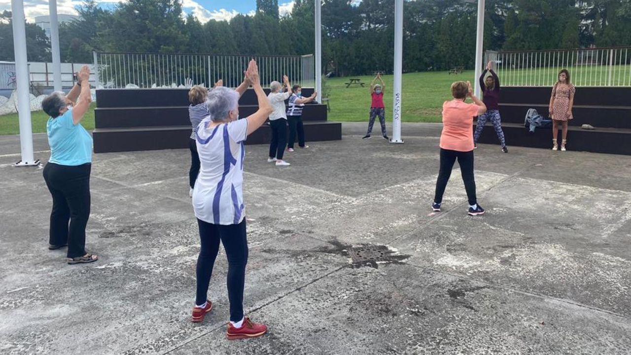 Actividades al aire libre del Ayuntamiento de Oviedo