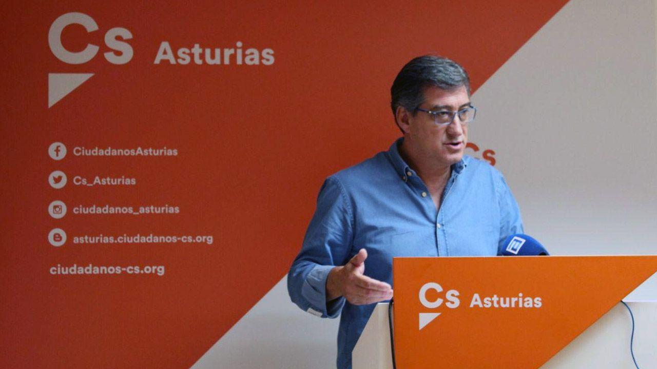Mariano Rajoy en Pontevedra.Ignacio Prendes