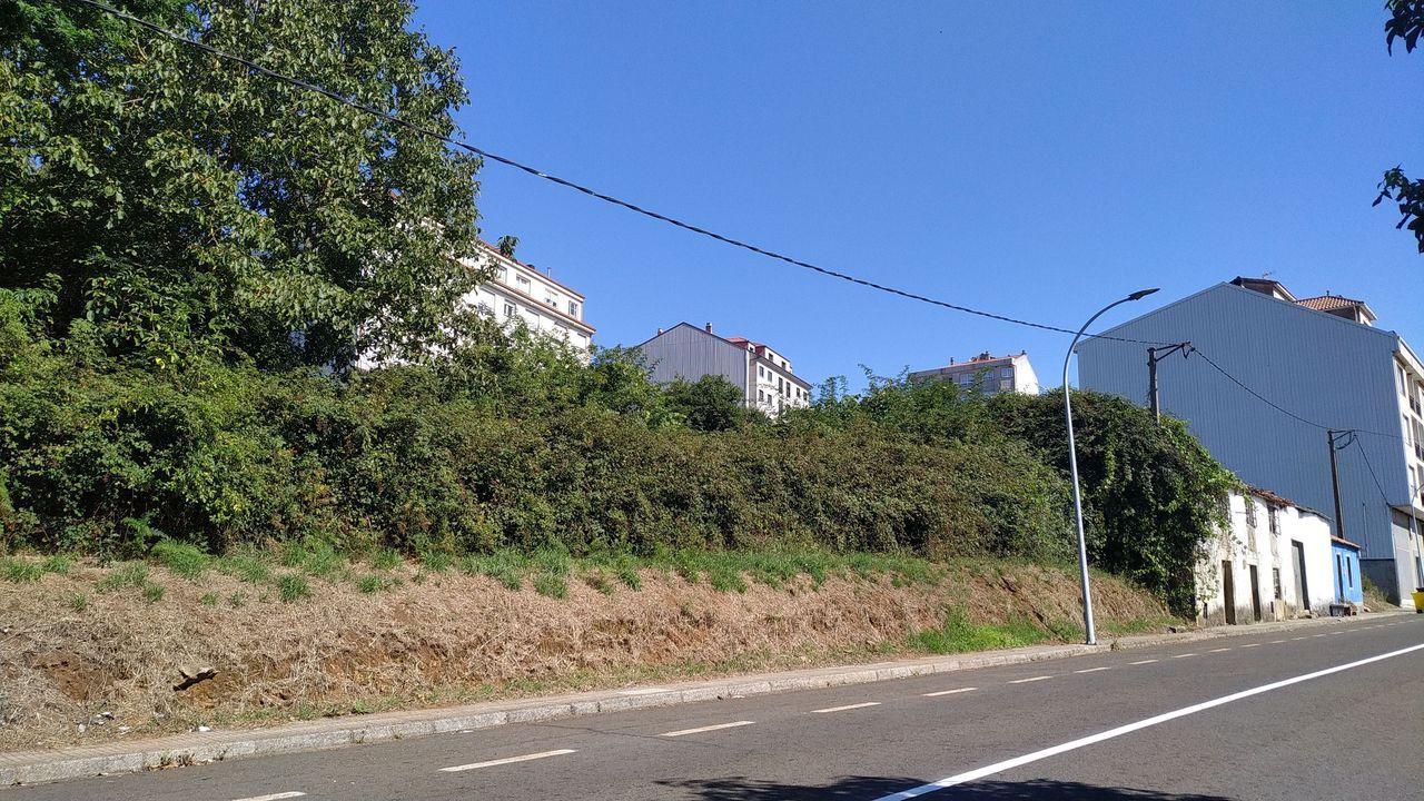 La Roja aterriza en Asturias.La Fiscalía dice que durante las obras en Rande hubo «embotellamientos y retenciones de forma constante y cotidiana»