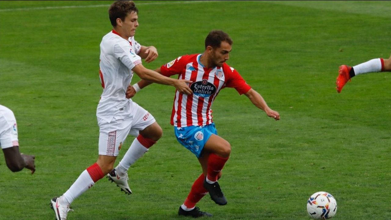 EL Lugo perdió 0-1 ante el RCD Mallorca en el último partido de la pretemporada