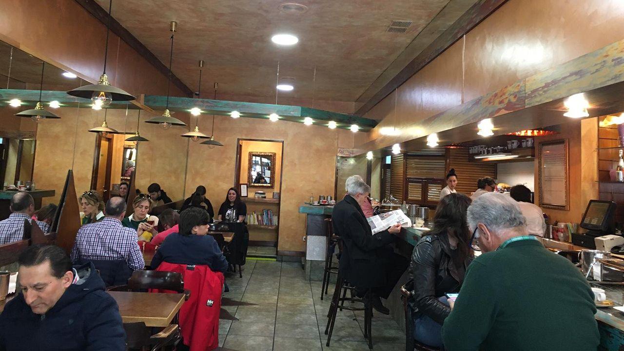 Las últimas horas de apertura de comercios y hostelería en Asturias