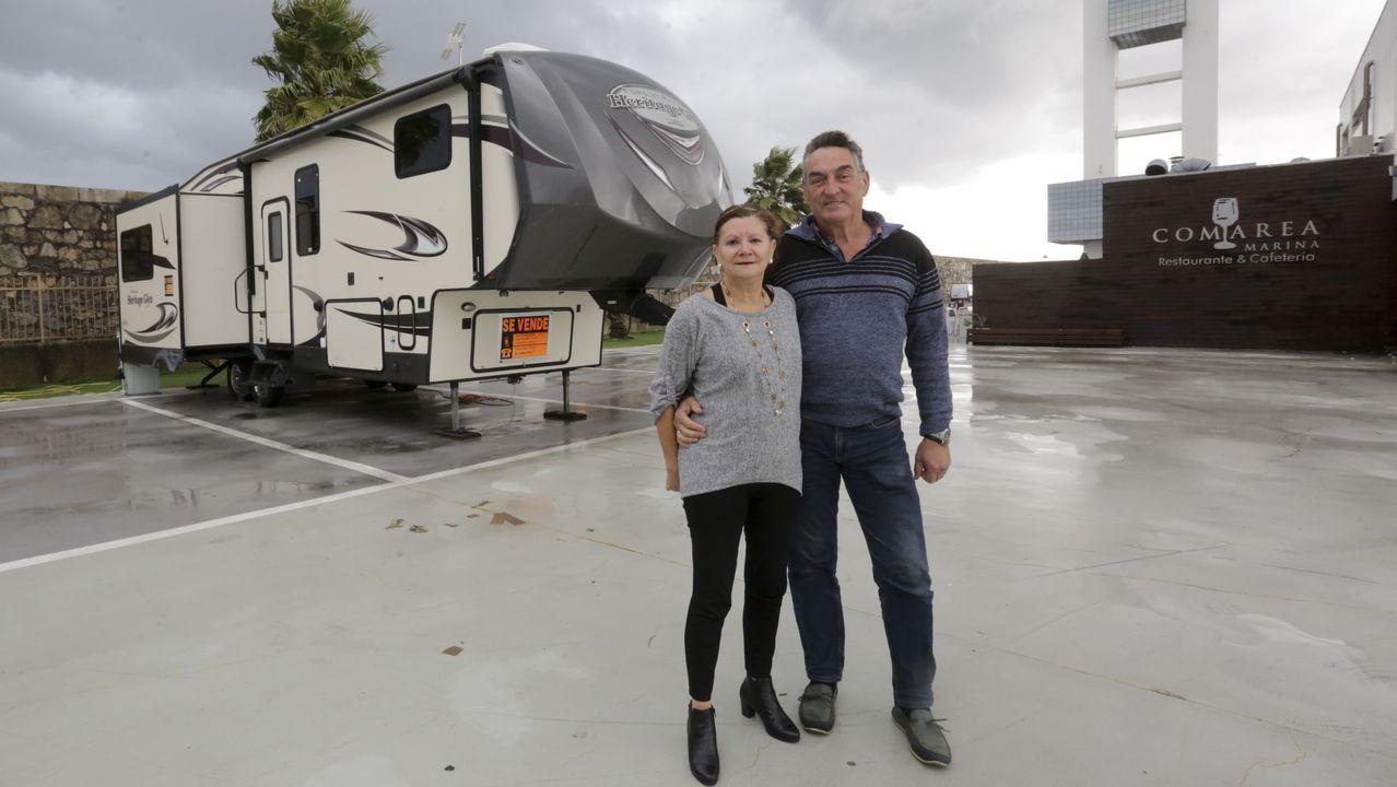 Una caravana a la venta por 65.000 euros