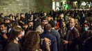 Miles de personas desalojadas en Barcelona en la primera noche de viernes sin estado de alarma