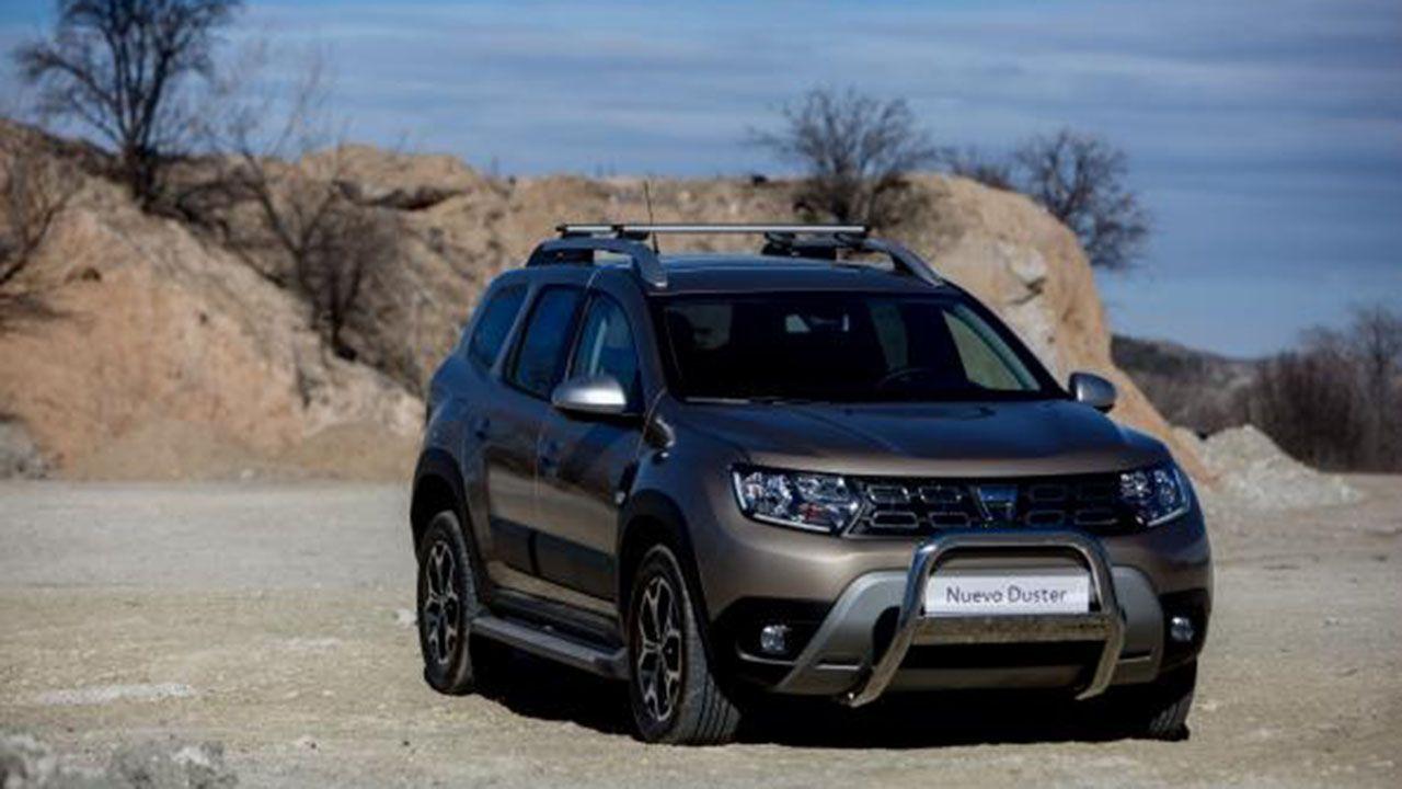 El nuevo SUV Duster de Dacia