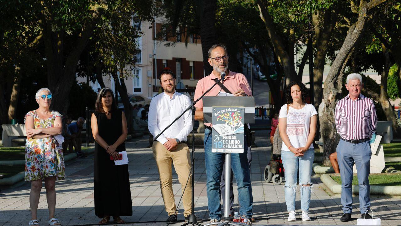 Oswaldo Digón actuará esta tarde en Portomarín