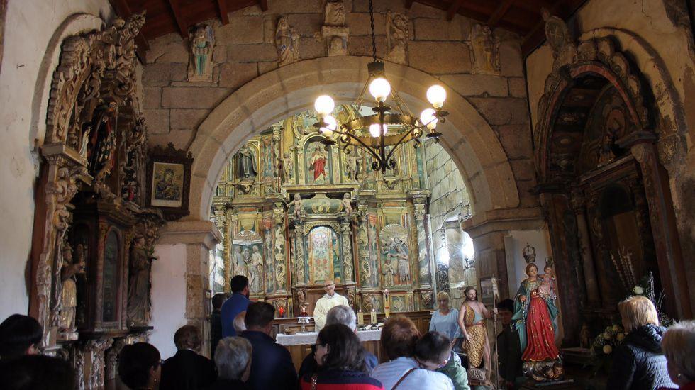 El Camino, como nunca se vio.En el entorno de O Cebreiro, puerta de entrada del Camino Francés en Galicia
