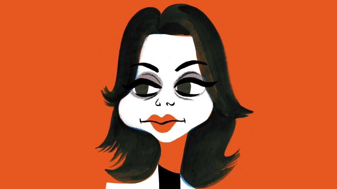 Caricatura de Inés Arrimadas