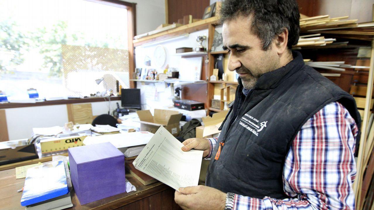 La Costa da Morte se prepara para acoger el Gran Fondo Ézaro: ¡las imágenes!.Pili Carrera solicitó el concurso de acreedores con una deuda de 5,1 millones de euros