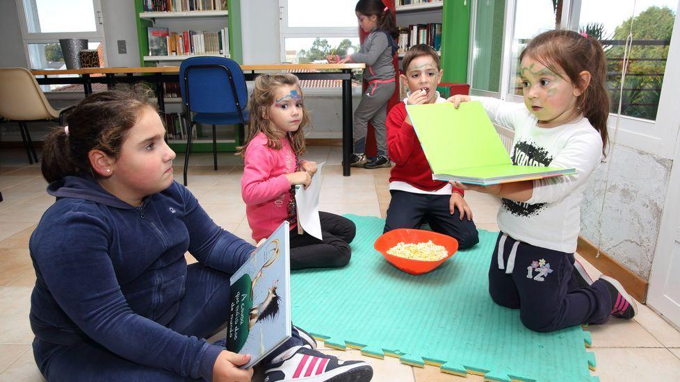 Los niños de Coristanco disfrutaron de un picnic literario.Juegos de escape de mesa en Oviedo