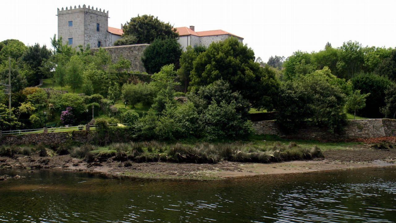 Torres de Cereixo (Vimianzo)